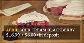 Sour Cream Blackberry