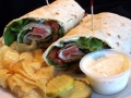 BLT-Club-Lefse-Wrap
