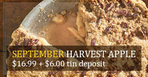 Featured Pie - Harvest Apple