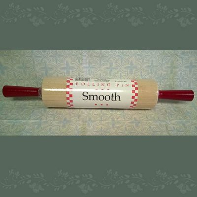 Hardwood Rolling Pin - Smooth