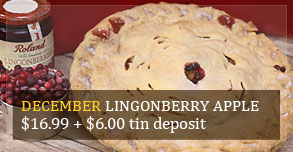 Lingonberry Apple