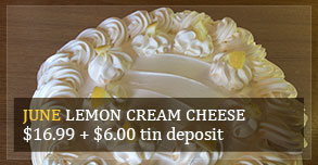 Lemon Cream Cheese